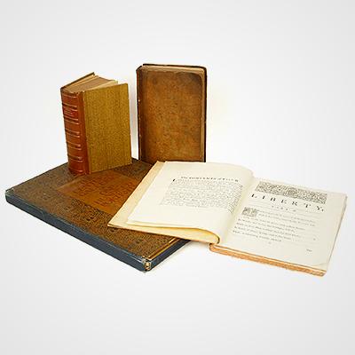 Libri, Manoscritti e Autografi Antichi