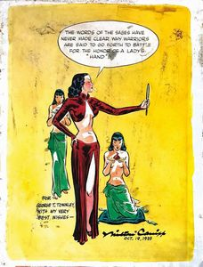 Caniff Milton - Dragon Lady da Terry e i Pirati