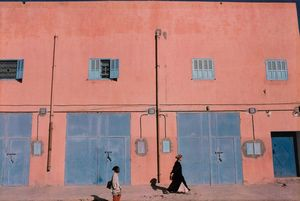 Callahan Harry - Morocco, 1981