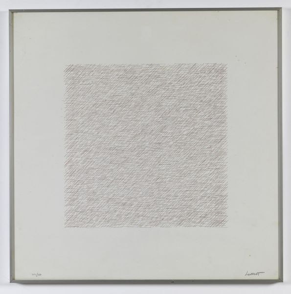 LEWITT SOL (1928 - 2007) : Lines of One Inch in Four Directions and All Combinations (Sixteen lithographs in color).  - Asta ASTA 297 - ARTE MODERNA E CONTEMPORANEA - Associazione Nazionale - Case d'Asta italiane