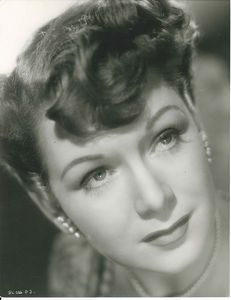 Cornel Lucas - Jean Kent in The Browning Version, 1951