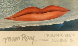 Ray Man - MAN RAY   LOS ANGELES COUNTY MUSEUM OF ART