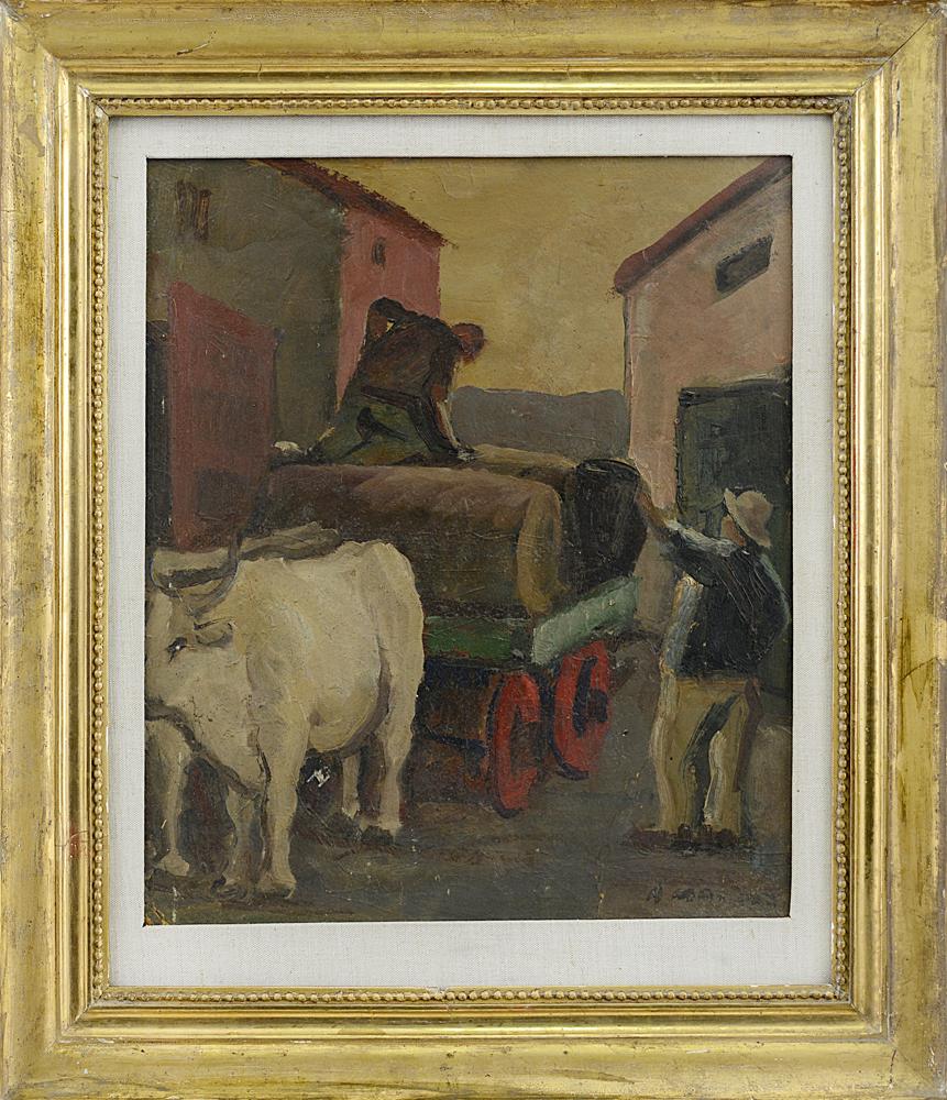 La Pittura Moderna Imola.Margotti Anacleto Lugo Di Romagna 02 08 1895 Imola 1984