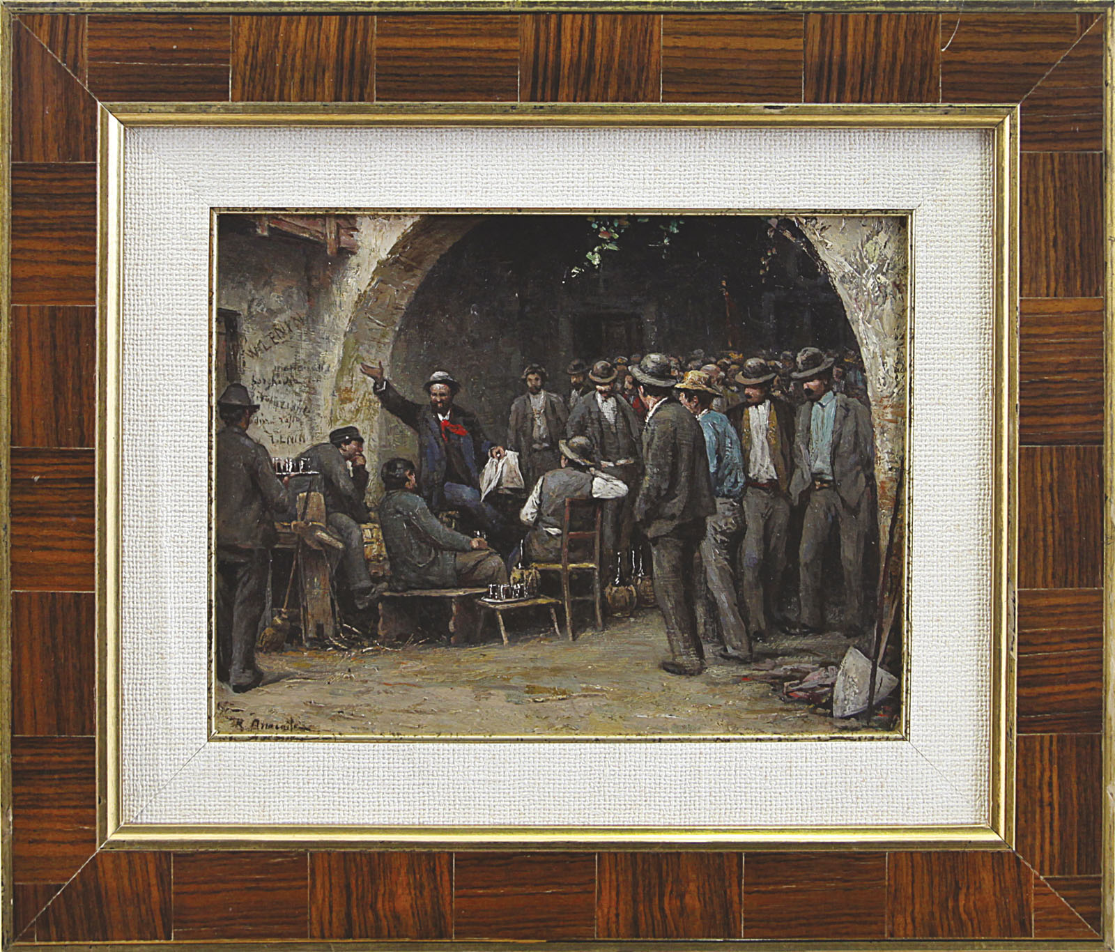 Calendario Aste Trani.Armenise Raffaele Bari 19 03 1852 Milano 14 01 1925