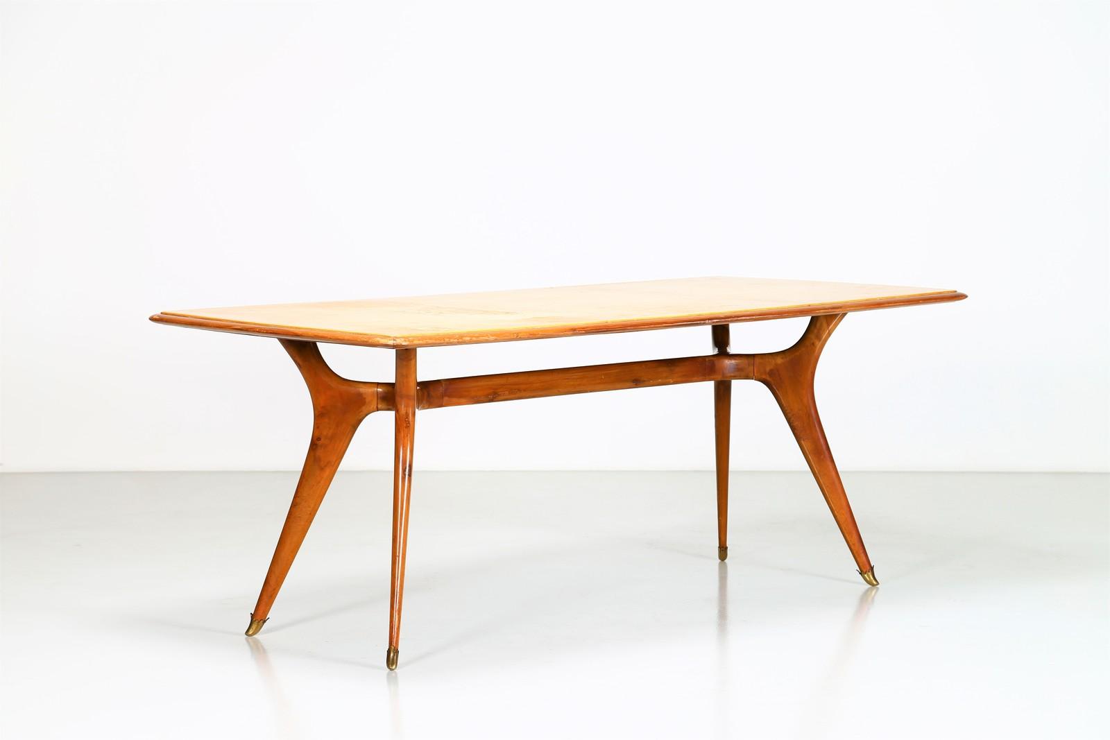 MANIFATTURA ITALIANA : Tavolo in legno con piano in ...