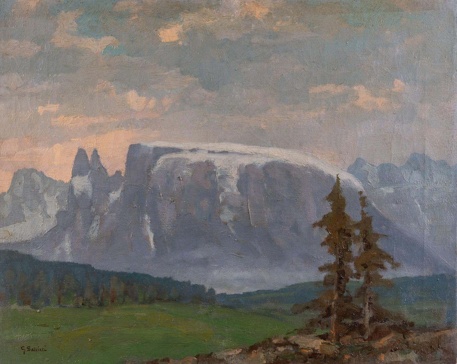 Calendario Aste Bolzano.Salviati Giovanni 1881 1951 Renon Bolzano Asta Asta