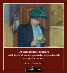 Calendario Aste Bolzano.Asta 152 Dipinti Sculture E Arti Decorative Calendario